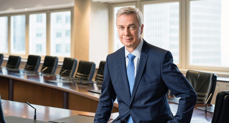 The Canadian National Railway Company - President and CEO, JJ Ruest - The Market Herald Canada