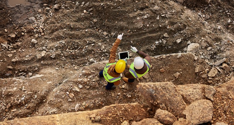 Loncor Resources and Barrick commence drilling in DRC
