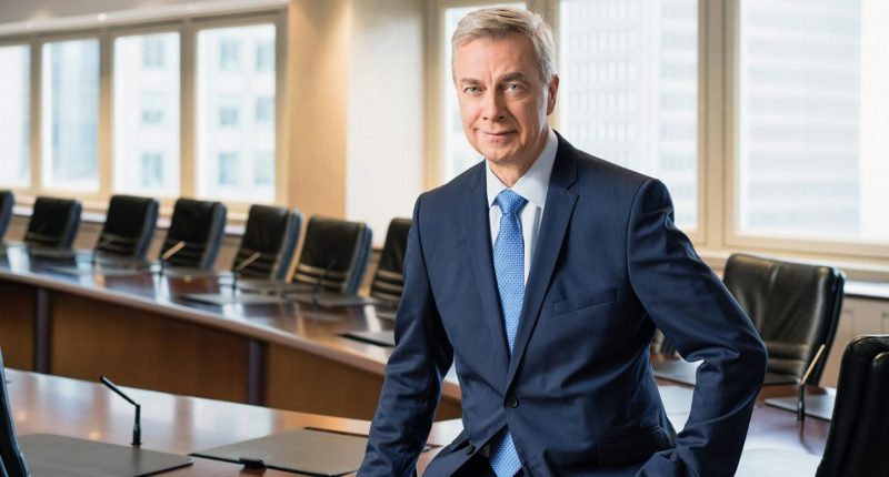 Canadian National Railway Company - President and CEO, JJ Ruest - The Market Herald Canada