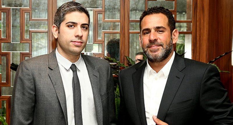 Bitfarms - Founder and CEO, Emi Grodzki (Right)