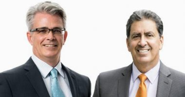 Stantec - President and CEO, Gord Johnston (Left) - The Market Herald Canada