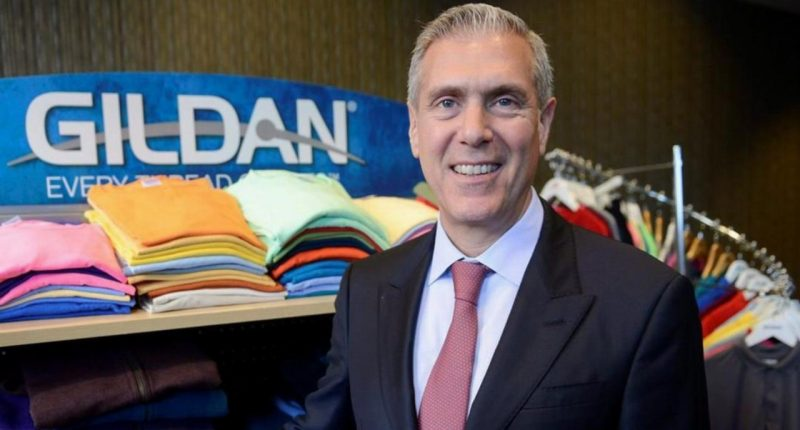 Gildan Activewear Inc. - President and CEO, Glenn Chamandy - The Market Herald Canada