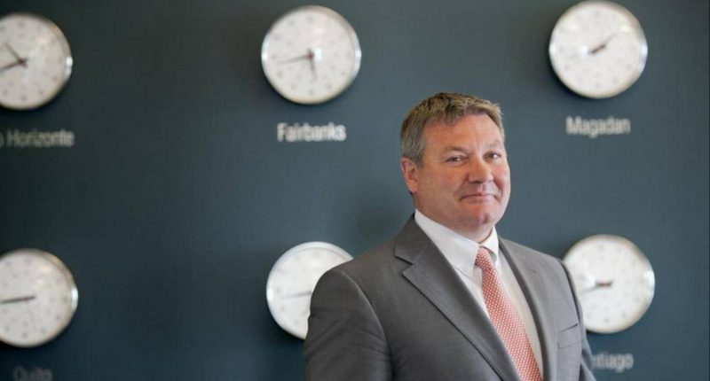 Kinross Gold Corporation. - CEO, J Paul Rollinson - The Market Herald Canada