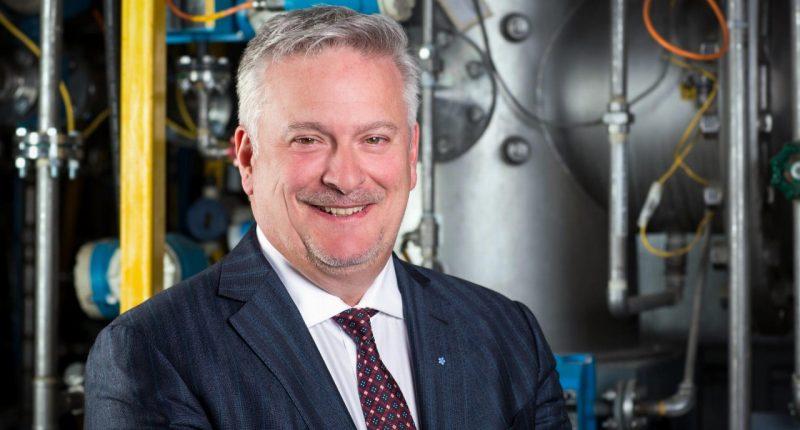 PyroGenesis - CEO, P. Peter Pascali.