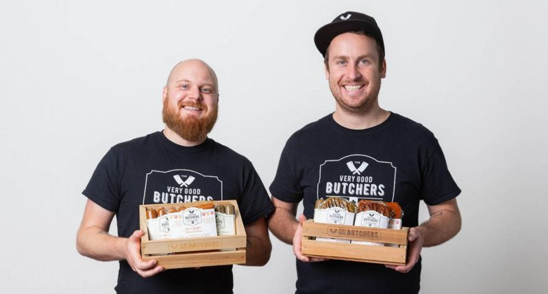 The Very Good Food Company Inc. - CEO, Mitchell Scott (Right) - The Market Herald Canada