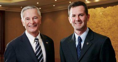 Shawcor Ltd - President & CEO, Steve Orr (right) - The Market Herald Canada