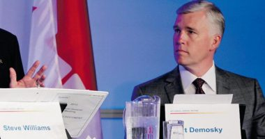 Bombardier - Executive Vice President and CFO, Bart Demosky - The Market Herald Canada