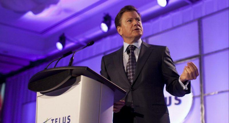 TELUS Corporation - President & CEO, Darren Entwistle - The Market Herald Canada