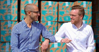 GoodFood - CEO, Jonathan Ferrari (left) and President and COO, Neil Cuggy (right) - The Market Herald Canada