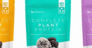 Canbud (CSE:CBDX) launches plant-based protein brand