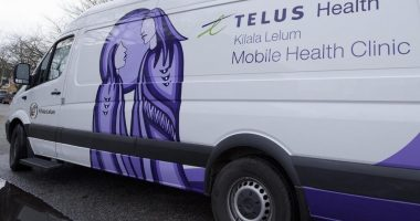 TELUS (TSX:T) launches mobile health clinic to support Vancouver's Downtown Eastside