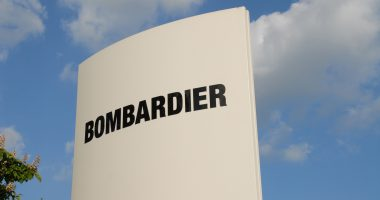 bombardier sign - The Market Herald Canada