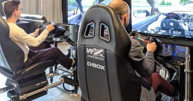 D-BOX Technologies (TSX:DBO) and SIMTAG are reinventing the Virtual Sim Racing experience