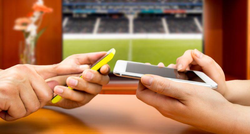 mobile gambling app