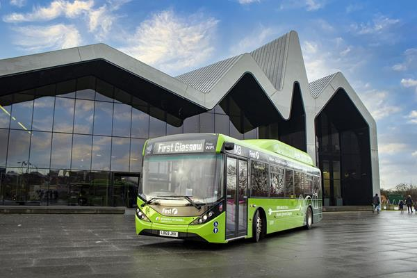 NFI (TSX:NFI) receives order for 126 BYD ADL electric buses from First Bus for Glasgow