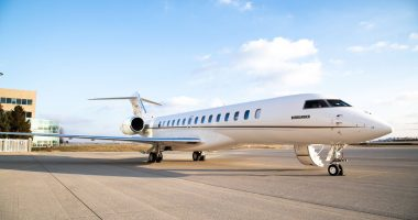 Bombardier (TSX:BBD) marks delivery milestone with 50th delivery of Global 7500 aircraft