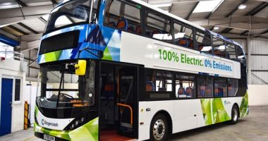 Stagecoach Scotland orders 46 electric buses from the NFI Group (TSX:NFI)