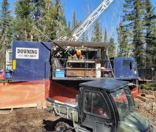 RT Minerals Corp. (TSXV:RTM) has drilling underway at Link-Catharine Gold Property, Kirkland Lake, Ontario