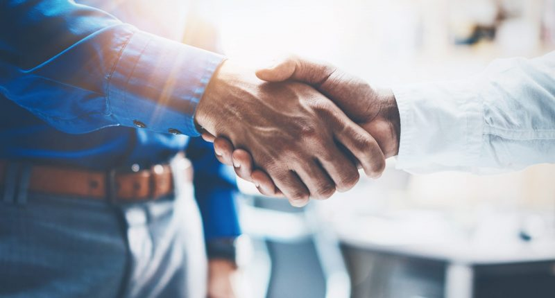 handshake - The Market Herald Canada