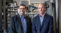 Sixth Wave Innovations - President and CEO, Dr. Jon Gluckman (left).