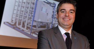 H2O Innovation - CEO, Frédéric Dugré