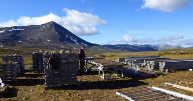 Drilling begins at Pacific Ridge's (TSXV:PEX) Spius Porphyry Copper Project