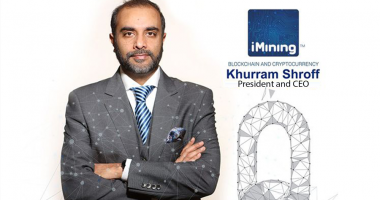 iMining - Khurram Shroff, Chairman and CEO. - The Market Herald Canada