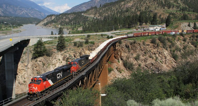 CN (TSX:CNR) announces $1.5M in additional relief for the village of Lytton and the Lytton First Nation