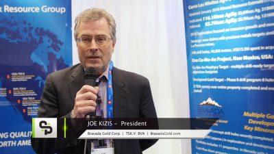 Bravada Gold - Joe Kizis, President - The Market Herald Canada