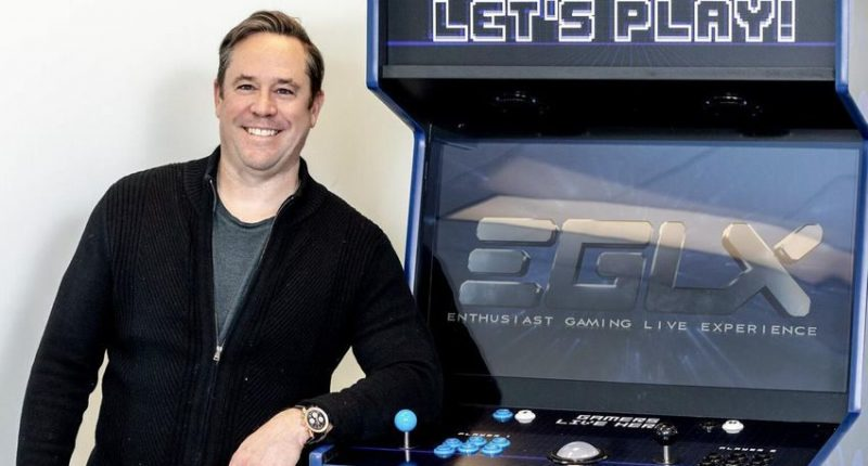 Enthusiast Gaming - CEO, Adrian Montgomery.