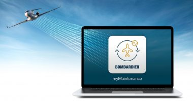 Bombardier (TSX:BBD.A) launches app for Smart Link Plus aircraft program