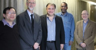 Dundee Corporation - President and CEO, Jonathan Goodman (centre). - The Market Herald Canada