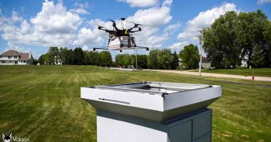 Draganfly (CSE:DPRO) selected as exclusive manufacturer for Valqari Drone Delivery Stations