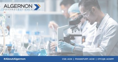 Algernon Pharmaceuticals (CSE:AGN) confirms DMT increases neuron growth