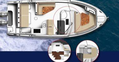The Limestone Boat Company (TSXV:BOAT) unveils the L-290DC