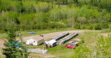 White Metal Resources (TSXV:WHM) reports phase 2 drilling result