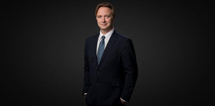 Blockchain Intelligence Group - President, Lance Morginn.