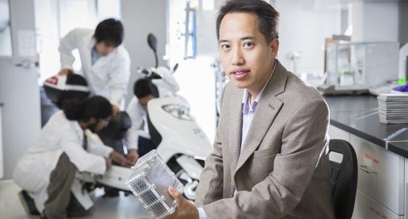 Saint Jean Carbon - Director, Zhongwei Chen.