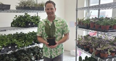 PlantX - Founder, Sean Dollinger.