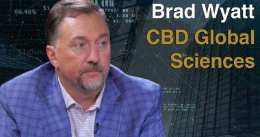 CBD Global Sciences - Brad Wyatt, President and CEO