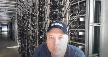 DMG Blockchain Solutions - Sheldon Bennett, CEO